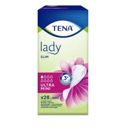 Tena Lady Slim Ultra mini -...