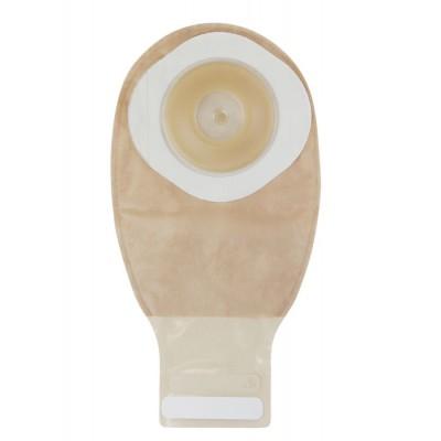 Esteem™+ worek ileo Convex® z filtrem z zapinką InvisiClose® beżowy (średni)